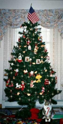 Our X-Mas Tree 2001